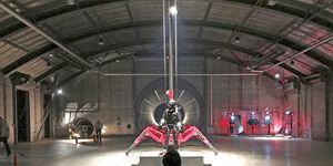 Gravity Industries traje autopropulsión