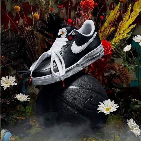 G-Dragon 權志龍退伍後強勢回歸!IG揭曉 NIKEX PEACEMINUSONE 聯名AF1球鞋 11月正式開賣