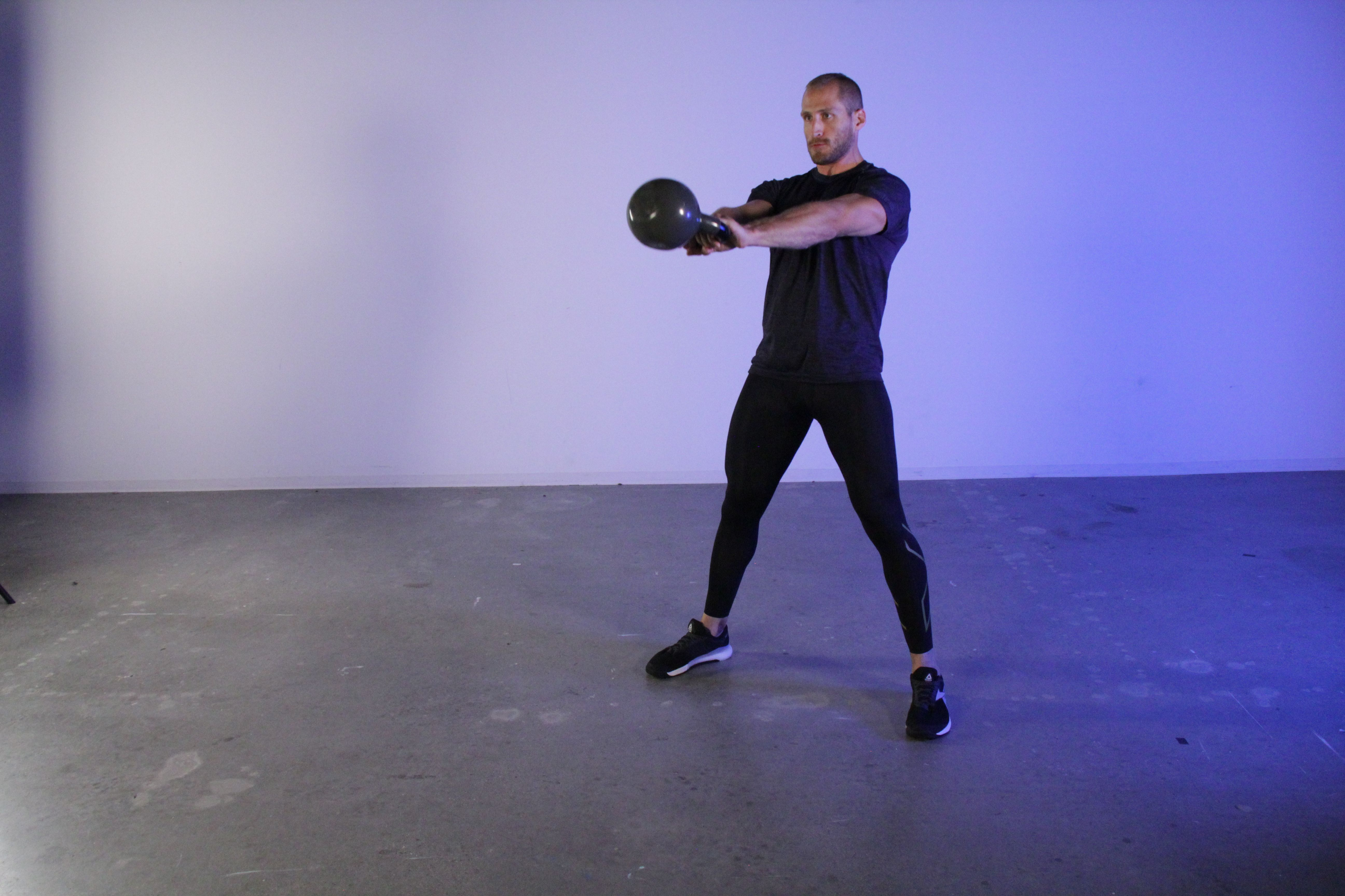 If You're Squatting in Your Kettlebell Swing, You're Doing It Wrong
