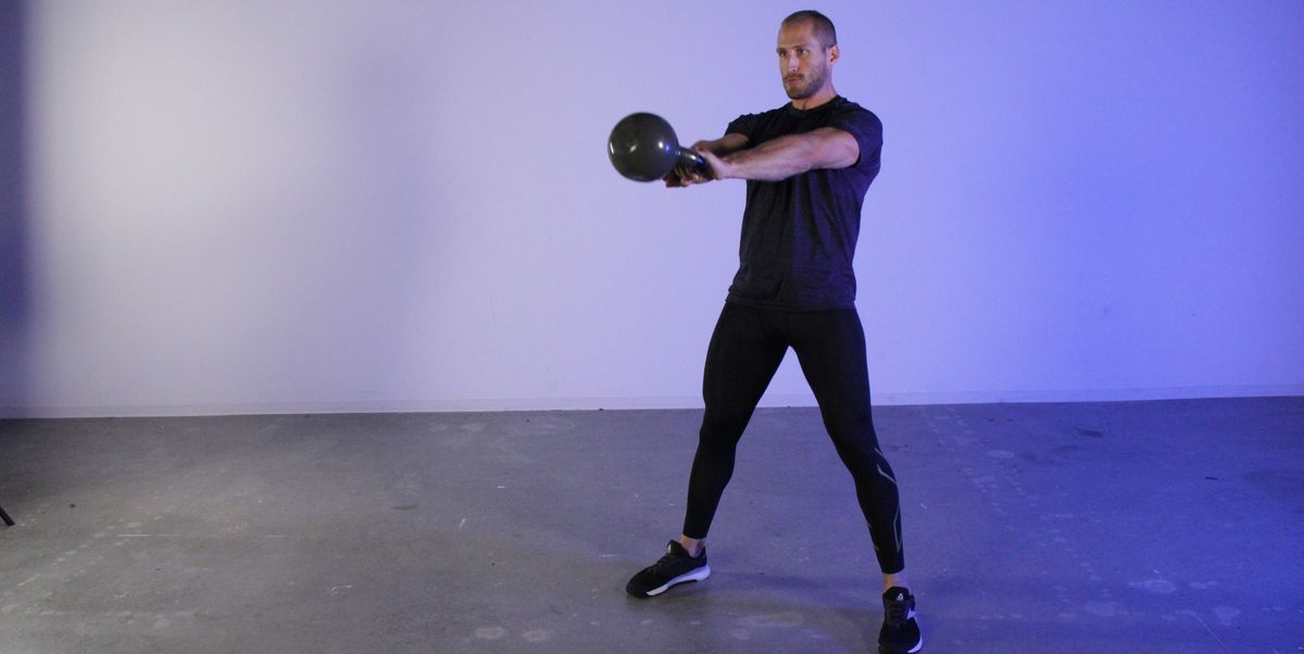 There Is No Squat in a Good Kettlebell Swing