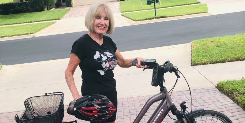 An E-Bike Helps This Cyclist Stay Active and Sane During Coronavirus