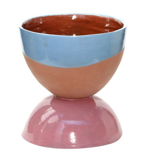chubby egg cup' planter by tina vaia, £295, wa green