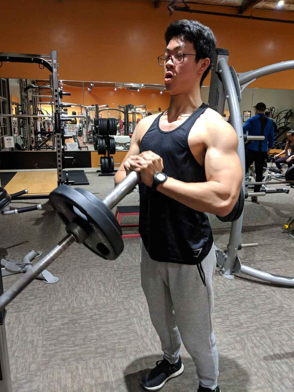 He Was Teased for Being Skinny — So He Gained 35 Lbs. of Muscle