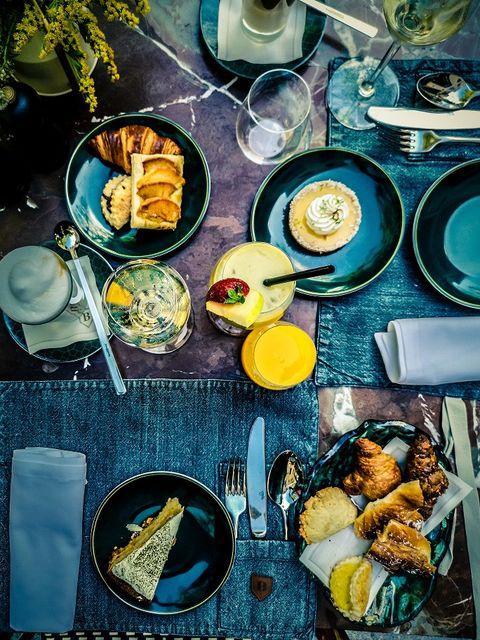 Table brunch de Can Bordoy Grand House & Garden