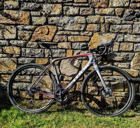 Review – Van de gebaande paden met de nieuwe Look 765 Gravel RS