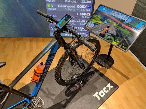 Zwift Wants You to Hit the Trail, Indoors