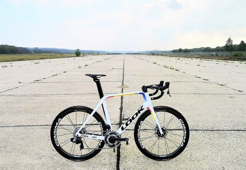 look, look cycles, 795 Blade RS Disc, Bicycling