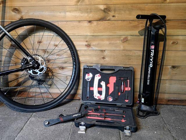 dit heb je nodig voor goed onderhoud aan je fiets