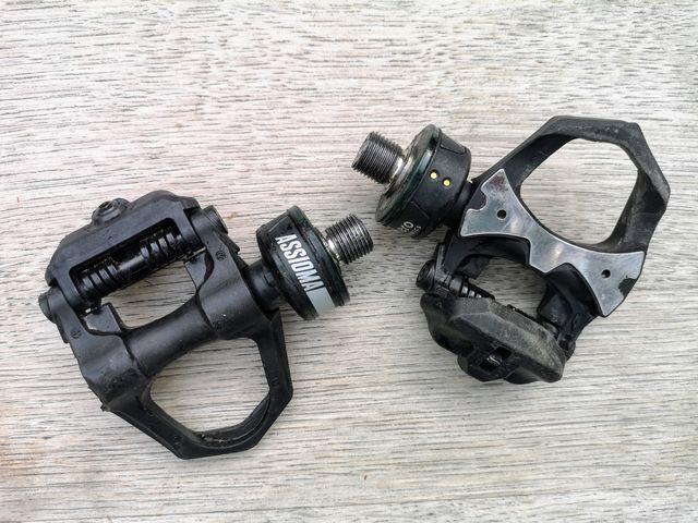 favero, assioma, duo, powermeter, vermogensmeter, pedalen, review, bicycling