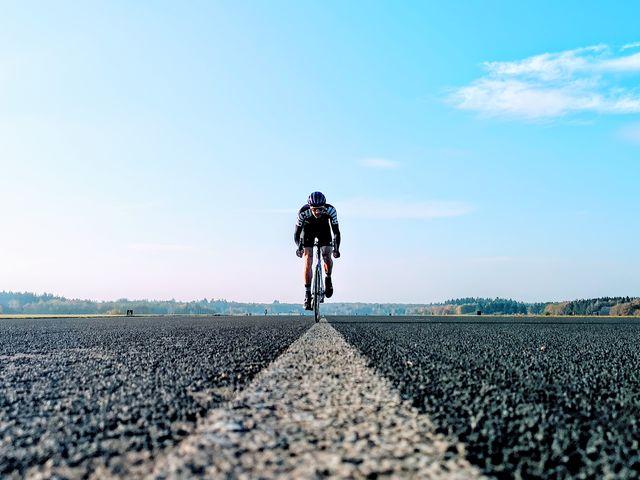 vo2 max, training, verbeteren, fietsen