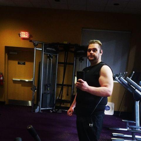 albert wisdom after losing weight