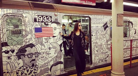 Snapshot, Iron, Wall, Transport, Standing, Cool, Street art, Art, Street, Advertising,