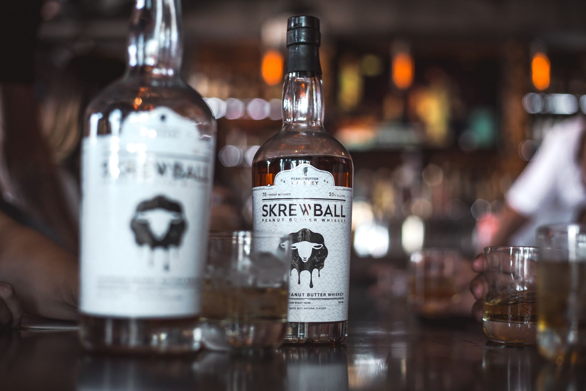 Skrewball Peanut Butter-Flavored Whiskey Will Soon Be Available Everywhere