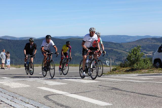 coureurs du courage fietsreis