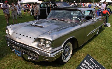 1960 Allegheny-Ludlum/Ford Thunderbird