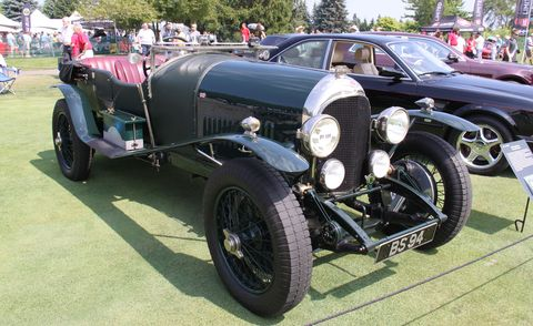 1924 Bentley 3/4.5 Litre Tourer