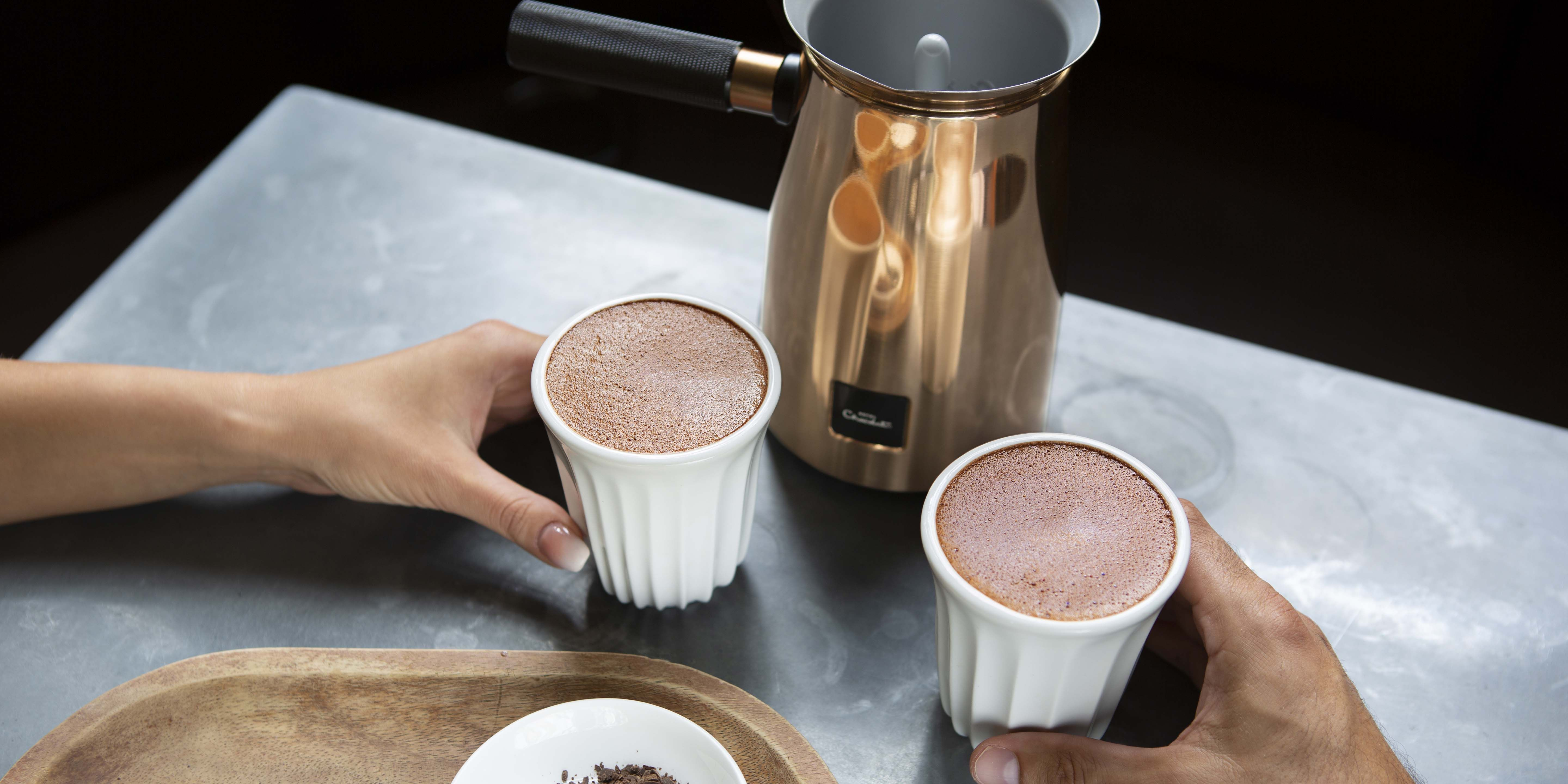 Is Hotel Chocolat's Velvetiser the perfect gift for hot chocolate lovers?