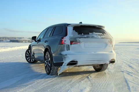 The 2020 Volvo V60 Cross Country Is The Swiss Army Knife Of Cars