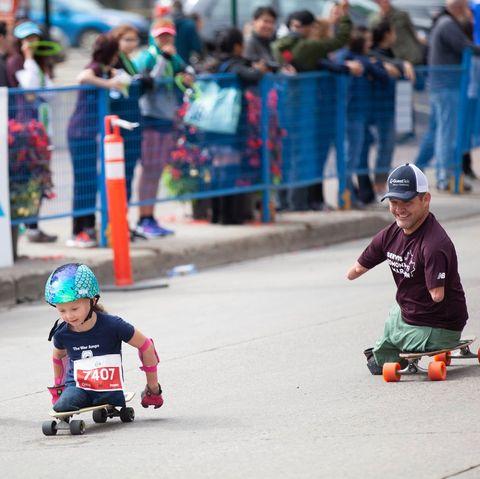 Footwear, Recreation, Sports, Child, Fun, Sports equipment, Roller skates, Vehicle, Running, Roller skating,