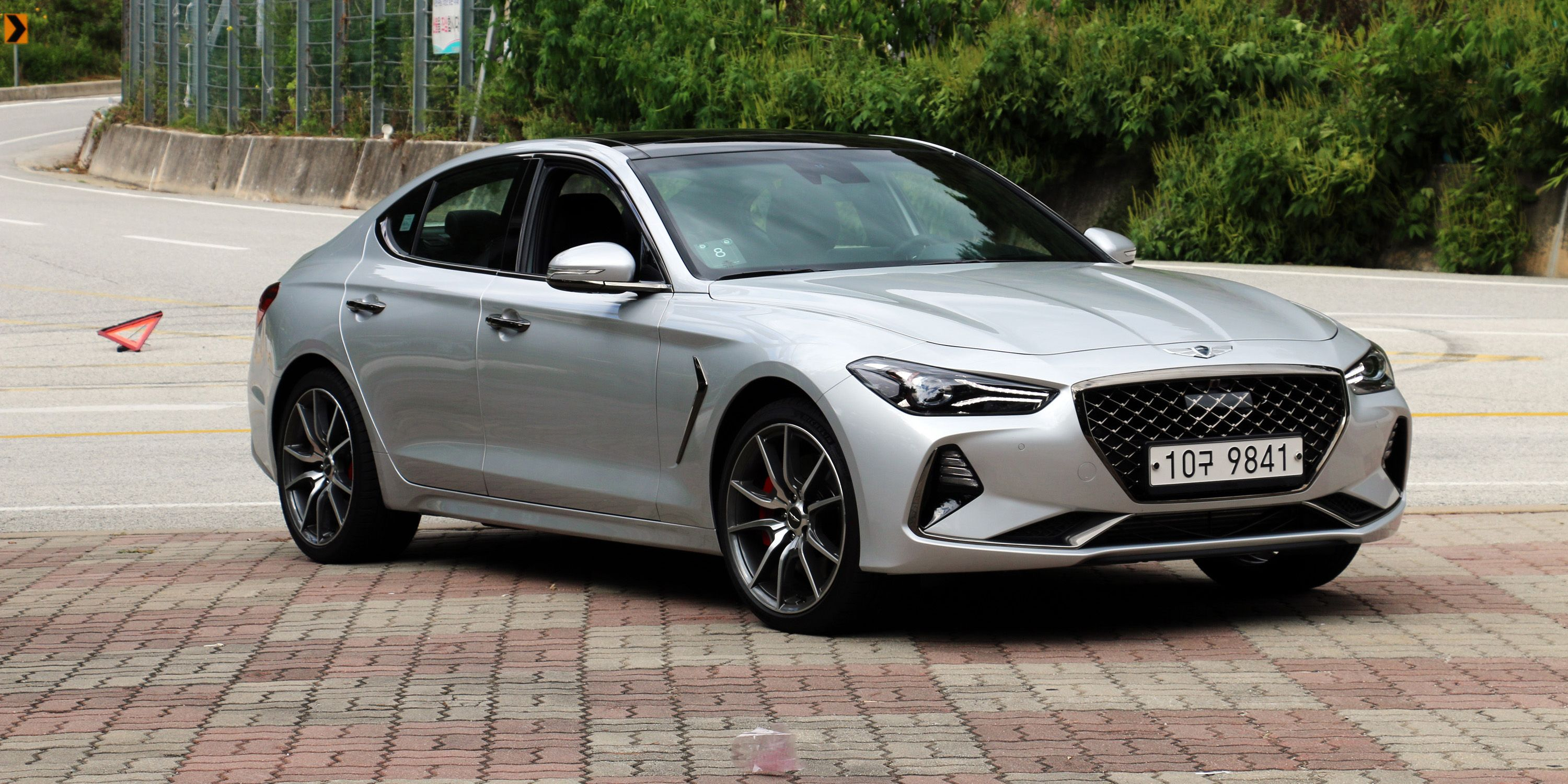 2019 Genesis G70 Manual Transmission Confirmed New G70 Gets A