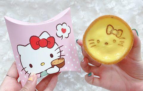 7 eleven甜點新品!hello kitty蛋黃起司塔榛果巧克力口味、寶可夢造型桶爆米花、杜老爺x金格蜂蜜蛋糕雪糕