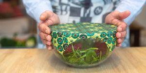 La alternativa ecológica al film para conservar alimentos