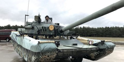 Military Vehicles For Sale >> Russian Tanks in Idaho? How the National Guard Simulated T-72s
