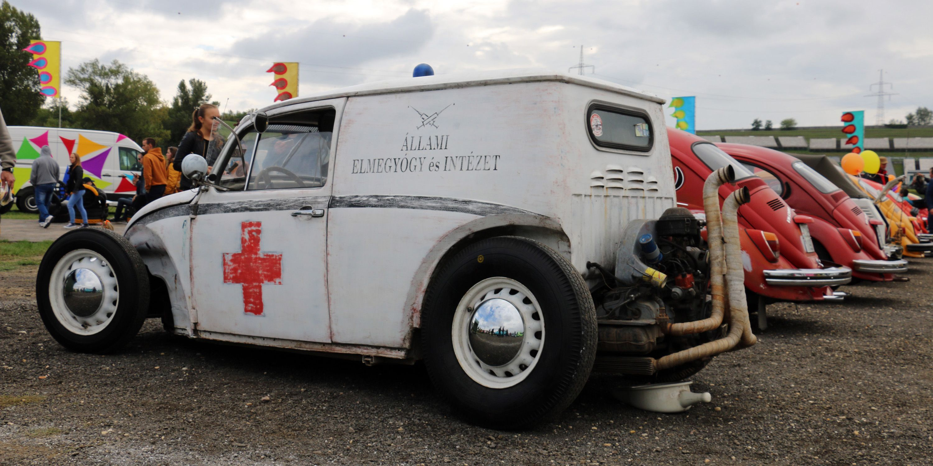 The Coolest Stuff at the VW Meet at the Hungaroring