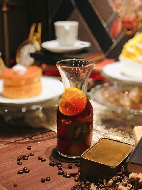 台灣限定鮮果冰咖啡