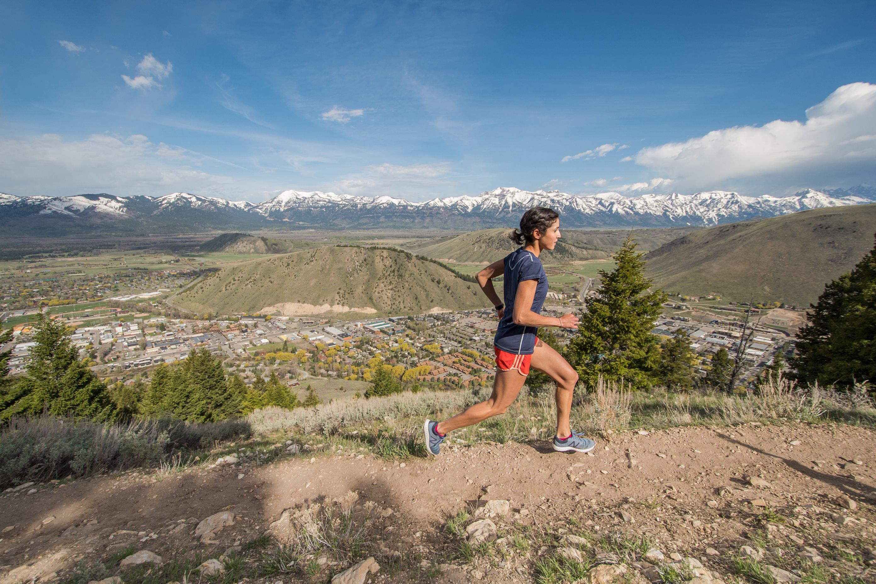 Meet the Nevada Bird Tracker Who's Flying to the Olympic Marathon Trials