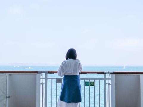 搭郵輪去澎湖海上花火節!雄獅「探索夢號」跳島開箱,夢幻海景、睡醒就到離島⋯5大亮點好想去