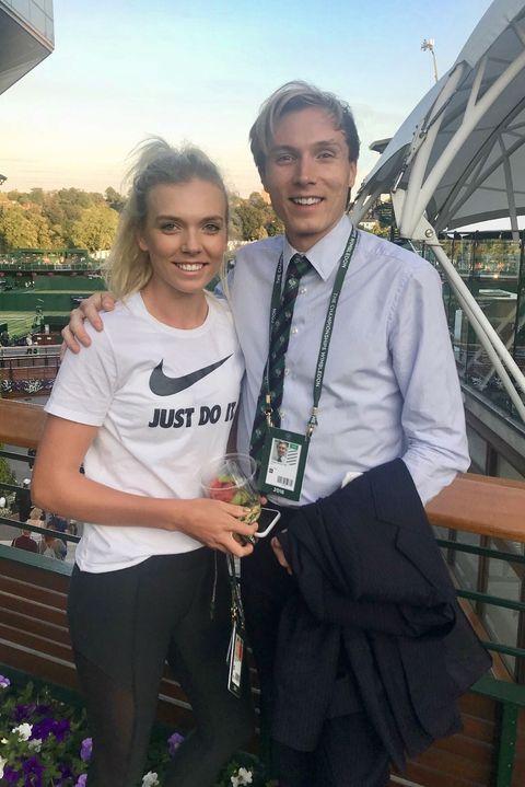 Katie Boulter Tennis Player