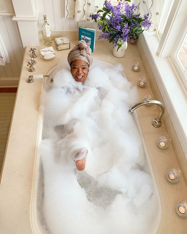 oprah bathtub