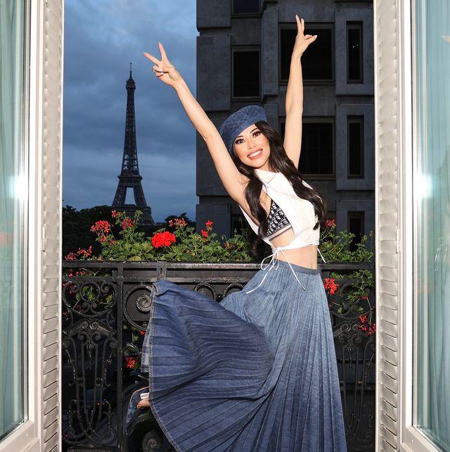 christine chiu paris couture week