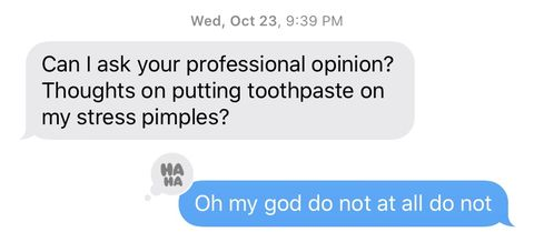 Toothpaste on Pimples: Does It Get Rid of Acne? I Asked a Dermatologist