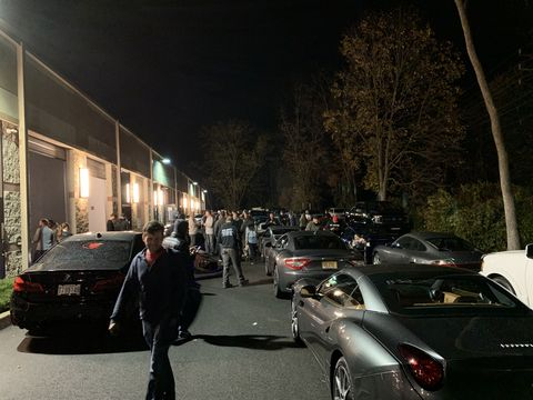 Gallery: Midnight Run Ferrari 812 Superfast
