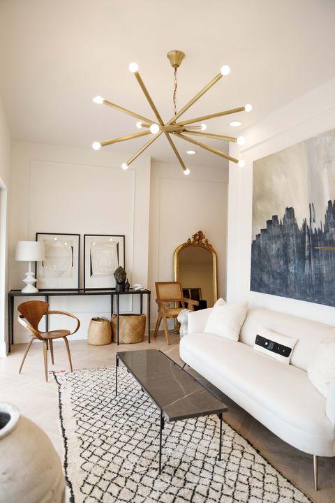 room, furniture, interior design, property, living room, ceiling, house, wall, building, bedroom,