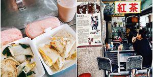 花蓮,美食,旅遊,在地人,推薦,小吃,黎明紅茶,炸彈蔥油餅,公正包子,平價美食,台灣,蛋餅
