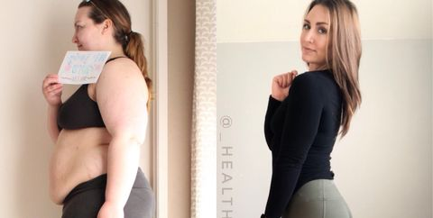 Exactly What I Ate To Lose 60 Pounds 7 Weight Loss Transformations