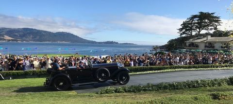 Bentley Wins Best of Show at 2019 Pebble Beach Concours d'Elegance