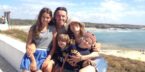 monique jansse emigreerde naar portugal met gezin