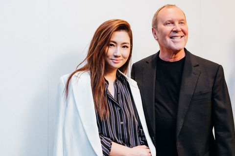 Michael Kors,2018秋冬,秀,時裝周,2018aw,紐約