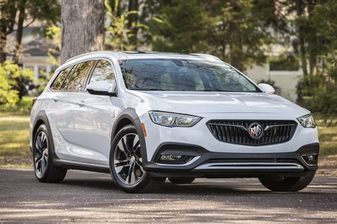 2019 Buick Regal Tourx Everything You Wanted To Know