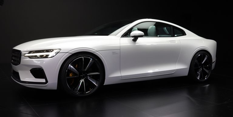 The 2020 Polestar 1 Is a Gorgeous, Volvo-Based 600-HP ...