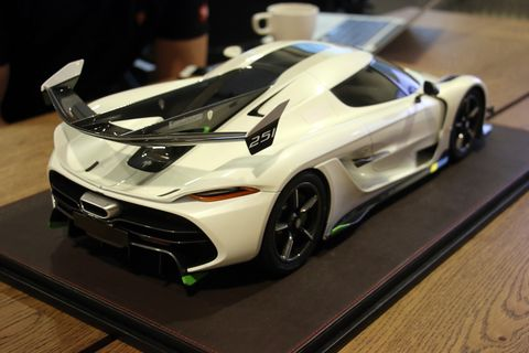 The Koenigsegg Jesko Has 1600 Hp And Promises A 300 Mph Top Speed