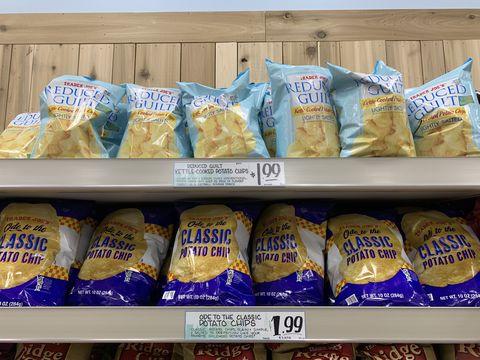 Junk food, Snack, Food, Convenience food, Grocery store, Supermarket, Cuisine, Frozen food, Comfort food,
