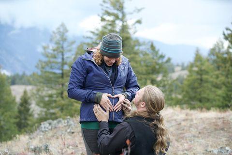 Noah Brown Of Alaskan Bush People And Wife Rhain Are