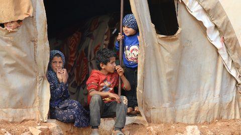 syrian conflict hiba barakat