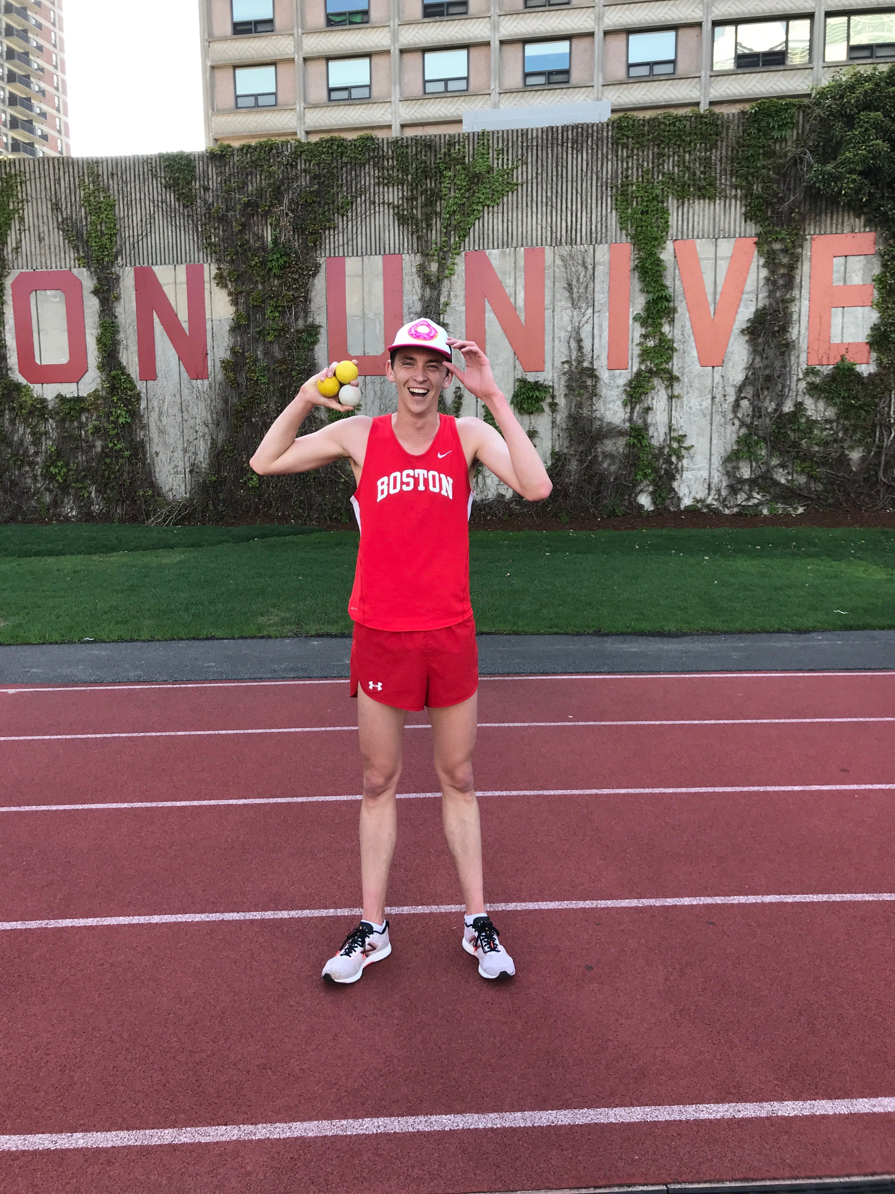 Joggler Sets a World Record in the Mile