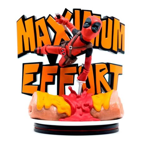Figuras QMX Marvel